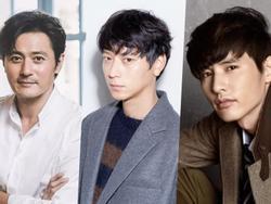 Bất chấp đã đứng hàng 'soái ca thời ô kìa' U50, Jang Dong Gun vẫn đứng đầu bảng xếp hạng trai đẹp