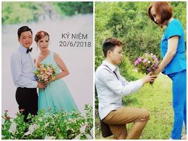 Người vợ hơn chồng 35 tuổi ở Cao Bằng: 'Nếu không đám cưới, mọi người sẽ nghĩ chúng tôi chỉ cặp kè'