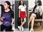 Bóc giá những mẫu áo phông hàng hiệu 'đắt xắt ra miếng' của loạt sao Việt