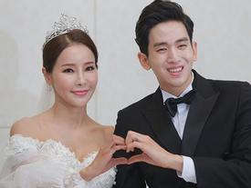 Ca sĩ U50 cưới chồng 29 tuổi: Mẹ cô dâu, chú rể đều xấu hổ