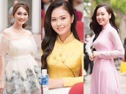 Xem trước những gương mặt xinh đẹp trong buổi sơ khảo Hoa hậu Việt Nam 2018 khu vực Miền Bắc