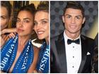 Tình cũ Cristiano Ronaldo khỏa thân cổ vũ tuyển Nga