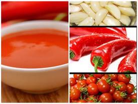 4 cách tự làm tương ớt siêu ngon tại nhà