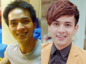 Dàn mỹ nam Việt ngoại hình khác lạ thời chưa nổi tiếng