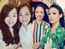 7 bà mẹ sở hữu 'nhan sắc không tuổi' của hotgirl Việt