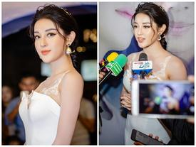 Huyền My lộng lẫy ra mắt dự án điện ảnh đầu tay tại Myanmar