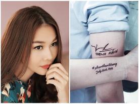 Mừng sinh nhật Thanh Hằng, hàng loạt fan xăm tên 'chị Đẹp' khiến siêu mẫu xót xa: 'Đừng làm da thịt đau thêm nữa'