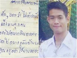 Huấn luyện viên đội bóng Thái 'thương bọn trẻ hơn chính bản thân'