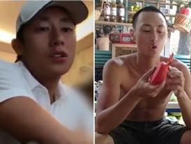 Rocker Nguyễn 'come back' với vẻ đẹp trai ngời ngời