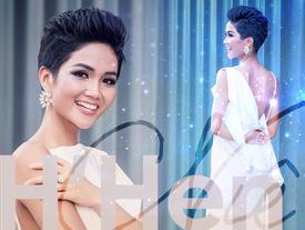Đã sẵn sàng cho Miss Universe, H'Hen Niê: 'Tôimuốn là đại diện thiện chiến nhất của Việt Nam'