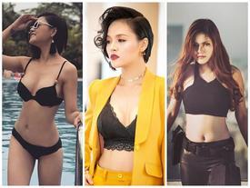 Dàn 'gái bán hoa hot nhất màn ảnh Việt' liên tục đốt mắt khán giả