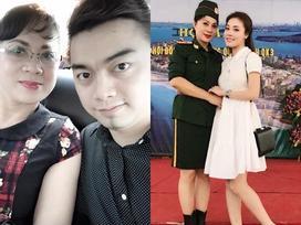 Sao nhí 'Đội đặc nhiệm nhà C21' Duy Alex gọi mẹ là 'nàng', gửi đến NSƯT Hương Dung lời chúc tuổi mới ngọt ngào