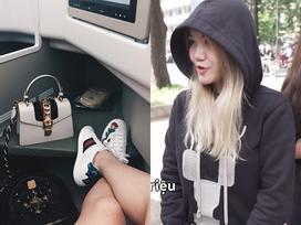 Cô gái 17 tuổi mặc set đồ 88 triệu gây choáng ở Sneaker Fest: Sự thật vẫn chưa là gì so với cái nhẫn 200 triệu mẹ tặng