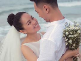 Ca sĩ Hoàng Quyên kết hôn với kiến trúc sư 9X