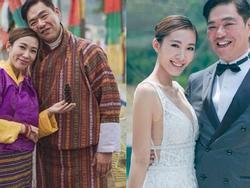 Sự nghiệp lẹt đẹt, người đẹp Hong Kong có bầu và cưới đại gia già đáng tuổi bố sau vài tháng quen biết