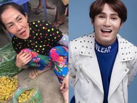 THẬT BẤT NGỜ: Bà cô gây sốt trong clip 'bóc giá hàng hiệu' giữa chợ là dì ruột của cây hài Huỳnh Lập