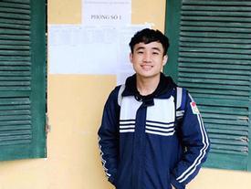 Nhắc đến U23 Việt Nam, nam sinh Phú Thọ đạt 9,75 môn Văn