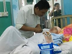 Lý do bất ngờ vụ nổ súng ở phòng trọ Sài Gòn làm 3 người nhập viện