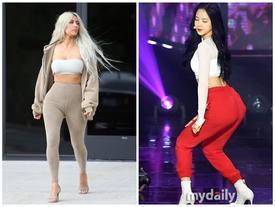 Bạn nghĩ sao khi Knet gọi Naeun (Apink) là Kim 'siêu vòng 3' của Hàn Quốc?