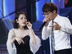 Dù giọng hát 'gà mờ' chưa hết chênh phô, Chi Pu vẫn tự tin hát live bất chấp được quyền dùng lip-sync