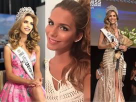 Ngắm nhan sắc nóng bỏng của Angela Ponce - người đẹp chuyển giới vừa đăng quang Hoa hậu Hoàn vũ Tây Ban Nha 2018