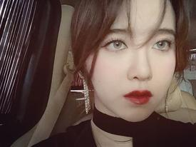 'Nàng cỏ' Goo Hye Sun gây shock khi cơ thể nặng nề vì tăng liền 10kg, song lại trang điểm style 'già như quả cà'