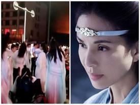 Phim mới của Lý Nhược Đồng gặp hỏa hoạn trường quay, 2 người chết