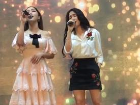 Khi Chi Pu bị chê hát dở, dân mạng đồng loạt chia sẻ màn song ca sởn da gà của Hương Tràm và Hòa Minzy
