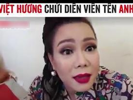 SHOCK: Nổi tiếng hiền, lần đầu tiên Việt Hương phải chửi thẳng ngôi sao tên 'Anh' khiến 100 người chờ đợi, gọi 78 cuộc điện thoại không nghe