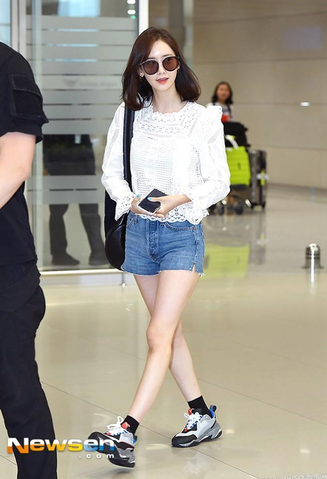 Nhan sắc nữ thần như Yoona cũng không giấu nổi khuyết điểm lớn nhất cơ thể này - ảnh 2