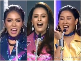 Cười lộn ruột với màn giới thiệu của dàn mỹ nhân trong đêm chung kết Miss Grand Thailand 2018