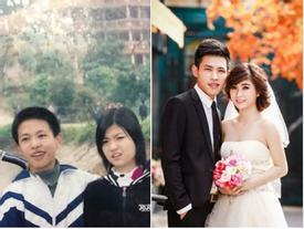 Chàng trai bên bạn năm 17 tuổi sẽ là… chồng người ta, còn chồng mình là tất cả các năm còn lại