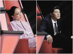 Tóc Tiên, Noo Phước Thịnh rưng rưng nước mắt trước giọng hát truyền cảm của học trò Lam Trường