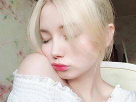 Hotgirl Nga được khen đẹp trong trẻo như mối tình đầu
