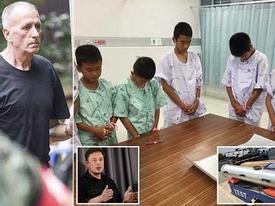 Cáo buộc chấn động nhằm vào người hùng cứu đội bóng Thái