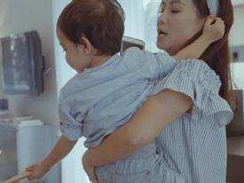 Thu Minh lần đầu tiết lộ hình ảnh con trai trong MV mới