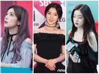 Cận cảnh sao nữ sở hữu bờ vai đẹp nhất Hàn Quốc - Irene
