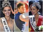 Ngắm vẻ tuyệt sắc của 2 đại mỹ nhân Hoa hậu Hoàn vũ cùng si mê cầu thủ nổi tiếng, quyết giữ đời trai đến đêm tân hôn