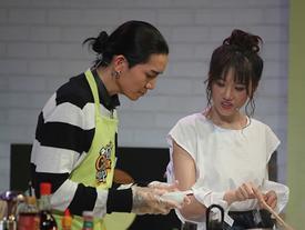 Lợi dụng BB Trần gây rối, 'thánh ham ăn' Hari Won chén sạch nguyên liệu nấu nướng