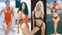 Mỹ có Bella Hadid, Việt Nam có Châu Bùi: bộ đôi IT girl chỉ mê mỗi đồ bơi khoét hông hiểm hóc