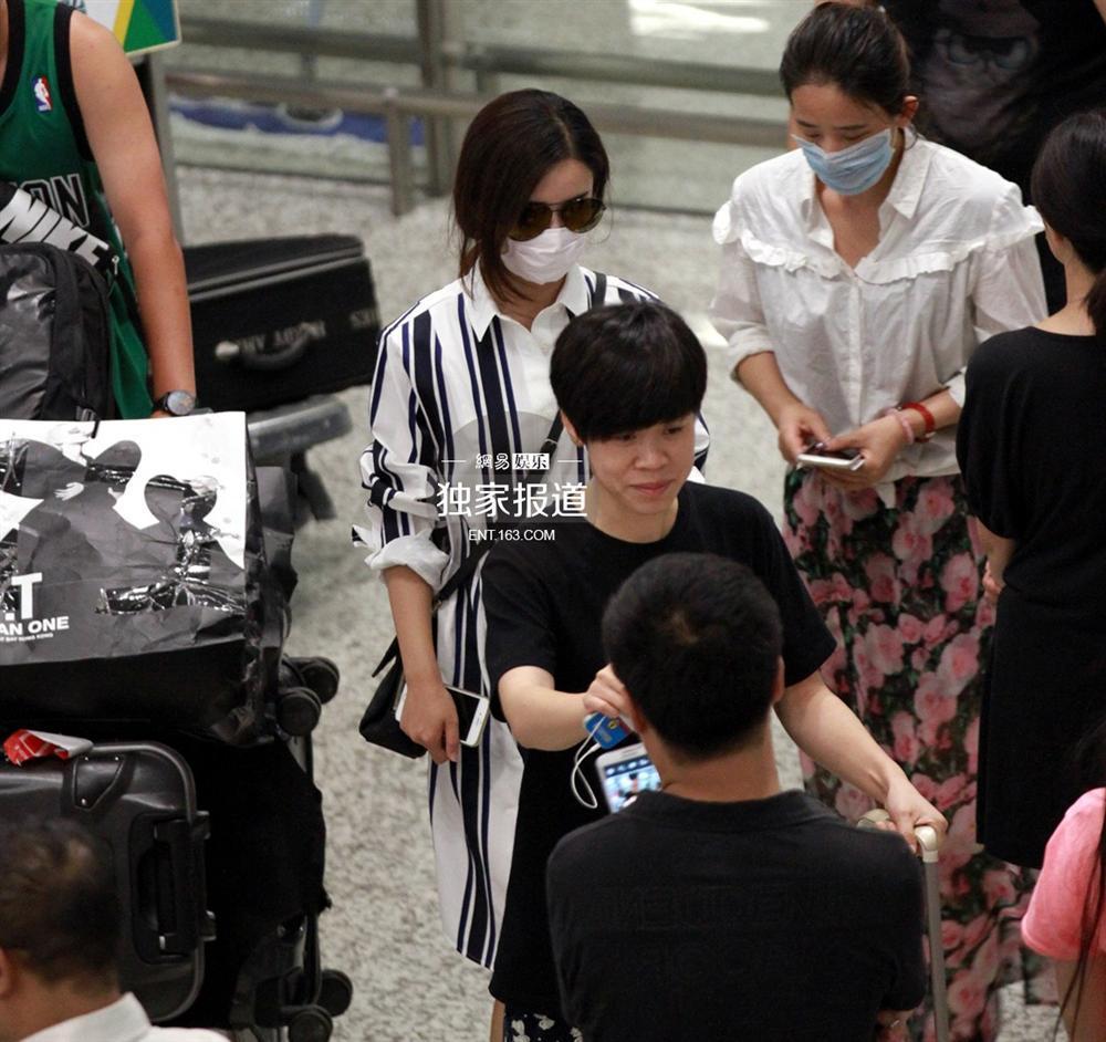 Triệu Lệ Dĩnh xác nhận bị suy tim, dân mạng chia sẻ loạt ảnh mỹ nhân Hoa Thiên Cốt gầy rộc ốm yếu như bộ xương khô-12