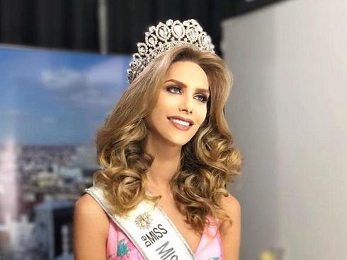Đẹp mỹ miều nhưng Hoa hậu Hoàn vũ Tây Ban Nha vẫn bị trù 'trượt vỏ chuối' tại Miss Universe 2018 chỉ vì lỡ... chuyển giới