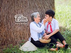 Cụ bà 87 tuổi ở Cà Mau: Trẻ khổ cực nuôi cháu, già giúp cháu quay clip kiếm tiền, chấp nhận cháu là LGBT
