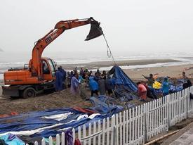 Chủ tịch Thanh Hóa, Nghệ An phát công điện khẩn chống bão số 3