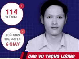 Ông Vũ Trọng Lương sửa điểm thi ở Hà Giang là người thế nào?