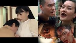 Phim Việt giờ vàng câu khách bằng bạo lực và tình dục?