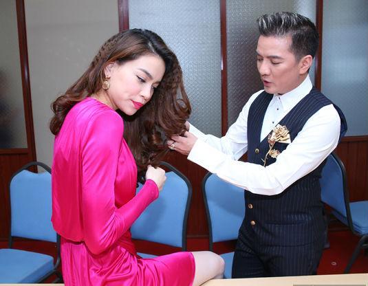 Sau vụ tiết lộ Hà Hồ chia tay Khoa Kim Cương, Đàm Vĩnh Hưng tiếp tục bóc lỗi đi muộn của nữ hoàng giải trí-5