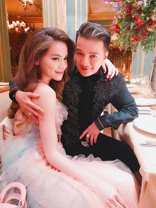 Sau vụ tiết lộ Hà Hồ chia tay Khoa Kim Cương, Đàm Vĩnh Hưng tiếp tục bóc lỗi đi muộn của nữ hoàng giải trí-3