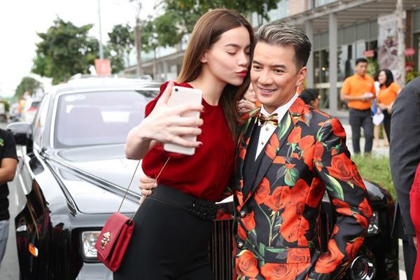 Sau vụ tiết lộ Hà Hồ chia tay Khoa Kim Cương, Đàm Vĩnh Hưng tiếp tục bóc lỗi đi muộn của nữ hoàng giải trí-6