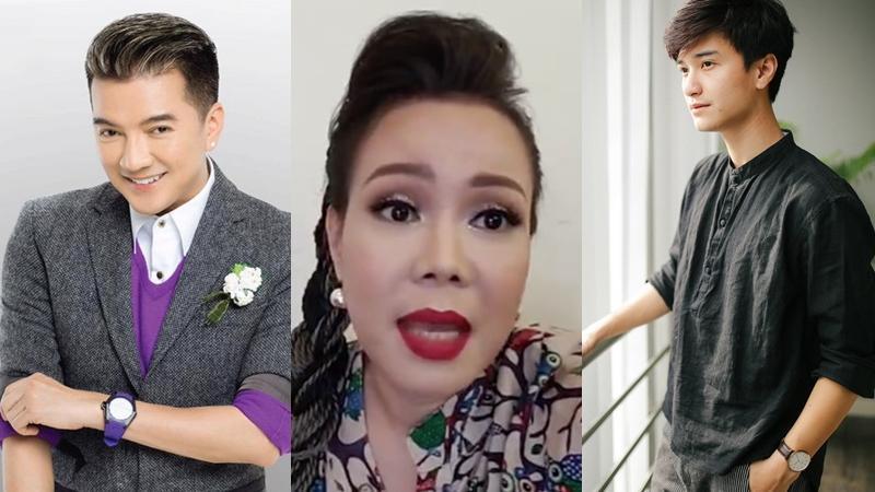 Sau vụ tiết lộ Hà Hồ chia tay Khoa Kim Cương, Đàm Vĩnh Hưng tiếp tục bóc lỗi đi muộn của nữ hoàng giải trí-1